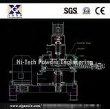 Marcação de grafite sintética Pulverizador Spheroidization titulados