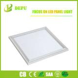 보장 5 년을%s 가진 표면에 의하여 거치되는 사각 LED 편평한 위원회 점화
