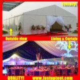 2018 een Tent van het Frame voor de Partij van het Huwelijk met het Profiel en de Brand van het Aluminium - de Dekking van vertragerspvc