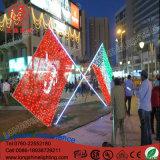 クウェートの国家的記念日のLEDの通りのポーランド人3mの休日ライト