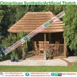 I ricorsi di isole Thatched sintetici del cottage dell'Africa del Thatch del tetto del Bali Tiki della barra della capanna artificiale a prova di fuoco dell'Hawai Tiki Thatched il cortile di DIY