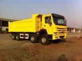 Sinotruk HOWO 8X4 25cbm / 30cbm Dump Truck