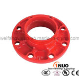 Iron duttile Adapter Flange con FM/UL/Ce Approval