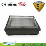 5 años de garantía IP65 Caja Die-Casting 45W de pared de luz LED de exterior