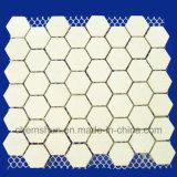 網の耐久力のあるアルミナの陶磁器の十六進タイル