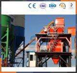 planta de procesamiento por lotes por lotes concreta inmóvil 75m3/H/piezas de planta de procesamiento por lotes por lotes