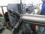 Máquina de fazer da mangueira de intertravamento de exaustão