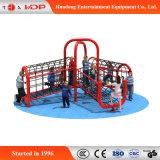 Parque de Diversões grossista crianças brincar exterior aloja a corda de escalada Net