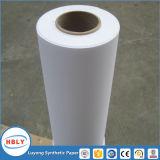 Plastique d'injection en papier synthétique d'étiquette de moulage pour la position de pétrole