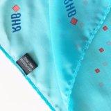 La Chine a fait au polyester des hommes le châle fait sur commande Chiffon d'écharpe d'impression d'écran