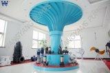 Pompa ad acqua sommergibile elettrica delle acque luride di serie di Wq