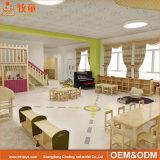 Подгонянная мебель питомника Daycare деревянная устанавливает мебель школы детсада