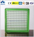 Кирпич цвета 190X190X80mm Jinghua параллельные голубые стеклянный/блок