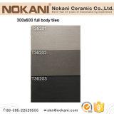 300X600 superficie rugosa de porcelana de cuerpo entero Azulejos de piso