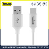 Tipo personalizado-C Cable USB de datos del teléfono móvil con chip IC