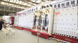 Aufbereitende Glaszeile für Niedrige-e vertikale Glas-Reinigung des Glas-Lbw2000pb und trocknende Maschine