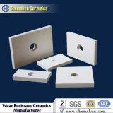 92%, 95% schweißbare Tonerde-keramische Zwischenlage für Hochtemperaturumgebung