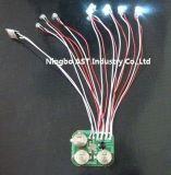 Luzes LED, LED, Módulo intermitente, Módulo intermitente do visor POS