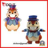 Un jouet en peluche personnalisé animal en peluche singe