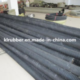 SAE 100 R4 grand diamètre haute pression de l'eau d'aspiration flexible en caoutchouc