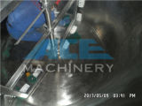 cosméticos sanitários do aço 100L inoxidável que misturam o tanque (ACE-JBG-NQ3)