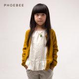 I vestiti 100% del cotone del commercio all'ingrosso di Phoebee scherzano i maglioni delle ragazze