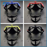Горячие изумлённые взгляды заплывания Snorkel Scuba маски подныривания маски стойки камеры