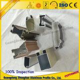 Штранге-прессовани 6000 серий алюминиевое для профиля раздвижной двери