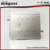 900MHz RF Repeater 30dBm 2000sqm GSM980 Amplificateur de signal mobile