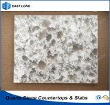 Quarz-feste Steinoberfläche für Dekoration-Baumaterial mit SGS-Standards (Marmorfarben)
