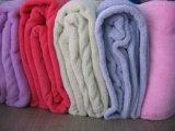 Coral cobertor de lã