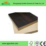 Stratifié à deux côtés de la mélamine les panneaux de particules, Conseil de décoration en bois