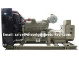 Jogo Diesel do gerador de 100 quilowatts Cummins/gerador da potência