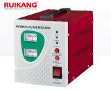 3kVA 단일 위상 미터 전시 가정용품을%s 전기 자동적인 전압 안정제