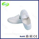 أبيض نوع خيش [بو] شبكة [كلنرووم] [إسد] أحذية