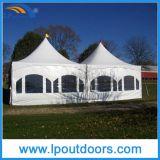 20 ' x40 im Freien Feld-Zelt des Gazebo-Kabinendach-6X12m
