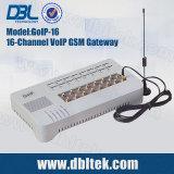 Gateway portuário da G/M da sustentação de DBL 16 VPN (GoIP-16)