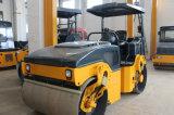 Машинное оборудование строительства дорог ролик дороги польностью гидровлического двойного барабанчика 6 тонн Vibratory (JM806H)