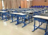 Haltbarer Kind-Studien-Kursteilnehmer-Tisch-Schule-Mehrfarbenschreibtisch