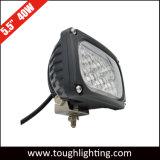 """EMC approuvé 5,5"""" CREE LED rectangulaire de 40W avant de la cabine phares de travail arrière"""