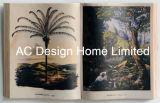 غابة [بو] [لثر/مدف] خشبيّة كتاب شكل جدار فنية