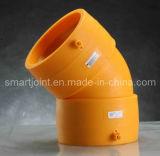 Eletro-Fusion Elbow do PE 100 para Water ou Gas