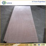 Madera contrachapada del cedro de lápiz del rojo de la base 4.8m m de Combi del grado de los muebles
