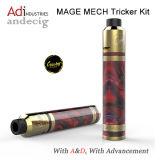 Coilart Mage 기계화 Tricker 장비 24k 금에 의하여 도금되는 Mage 기계화 Mod