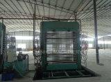 600tons 건축 Formwork 셔터를 닫는 합판을%s 최신 압박 기계