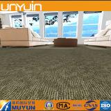 Amplia variedad de color de la alfombra del piso del grano de PVC