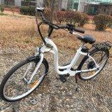 """36V 250W 26 """" Concurrerend Voordeel Dame City Electric Bike voor Verkoop"""