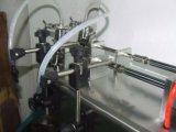 小さく精密な2ヘッド香水の充填機(2-12ml)