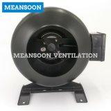 Ventilador en línea del tubo de la ventilación de extractor de 160 centrífugos