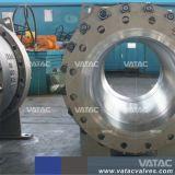 2 peças de aço forjado a Válvula de Esfera